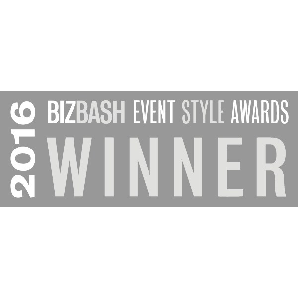 2016 BizBash Event Style Award Winner — Best Interactive Technology for Events