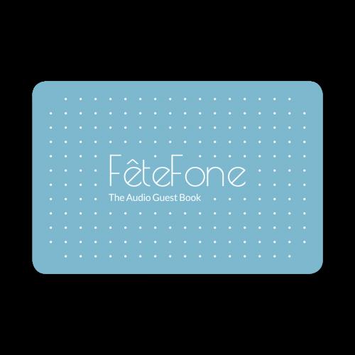 FêteFone Gift Card