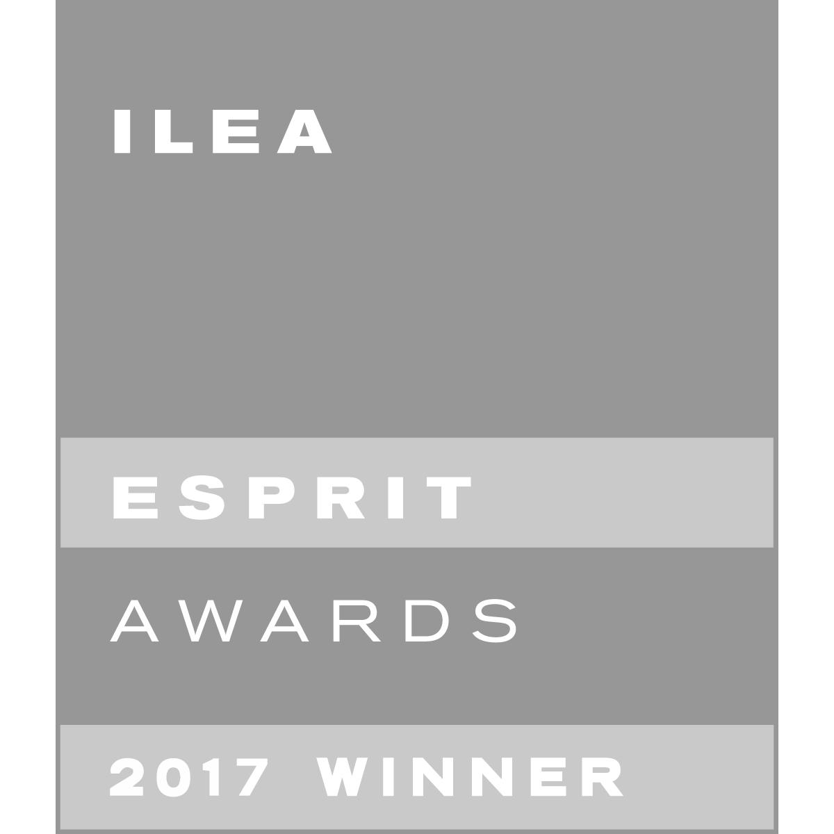 2017 ILEA Esprit Award Nominee — Best Industry Innovation